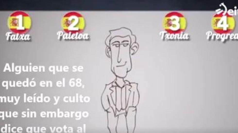 La juez archiva la denuncia presentada contra un programa de ETB1 por una supuesta incitación al odio hacia España