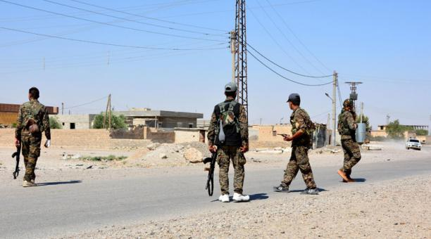 Fuerzas kurdas anuncian el fin del
