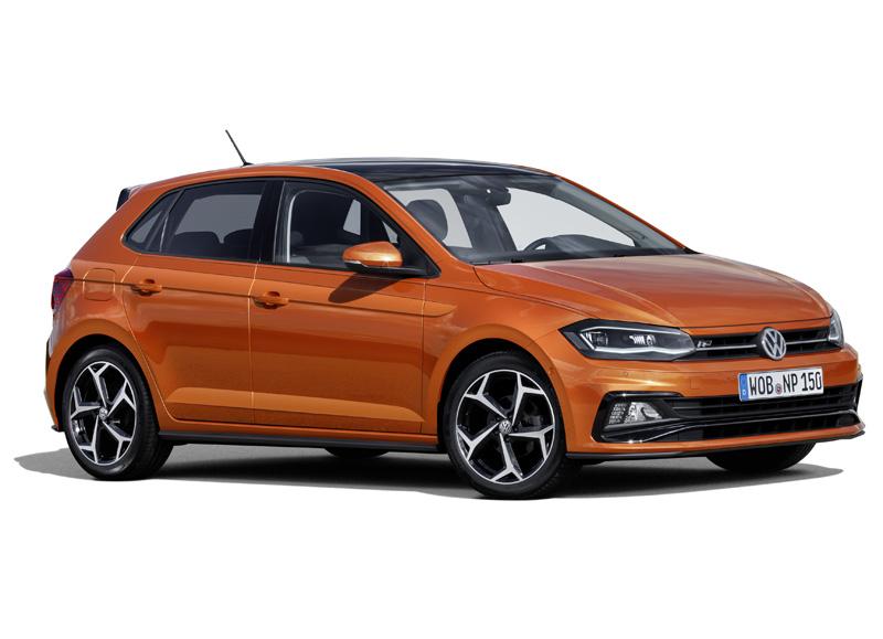 AGENDA: 9 de septiembre, en Baluarte, presentación del nuevo Polo de Volkswagen Navarra