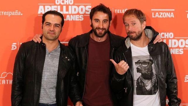 El director Alfonso Sánchez y el actor Alberto López, Premios Luz del Festival de Cine Iberoamericano