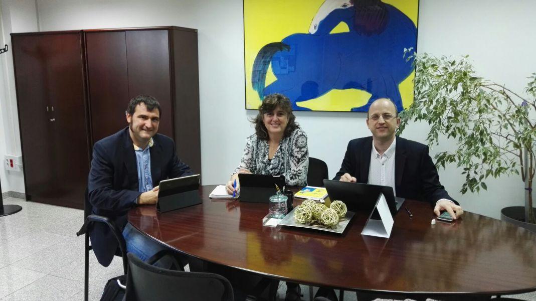 Navarra, Baleares y Valencia coordinan sus políticas de cambio climático
