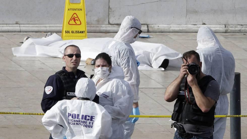 Dos mujeres muertas en un ataque con un cuchillo en la estación de Marsella