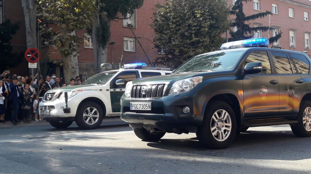 Guardia Civil de Navarra reabre al público las oficinas de Intervención de armas en la Fase 2