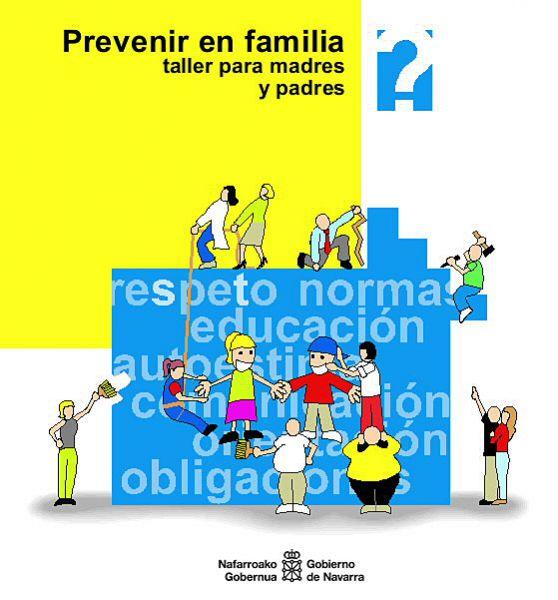 Salud oferta formación para que 20 padres y madres se conviertan en mediadores para la prevención del consumo de drogas