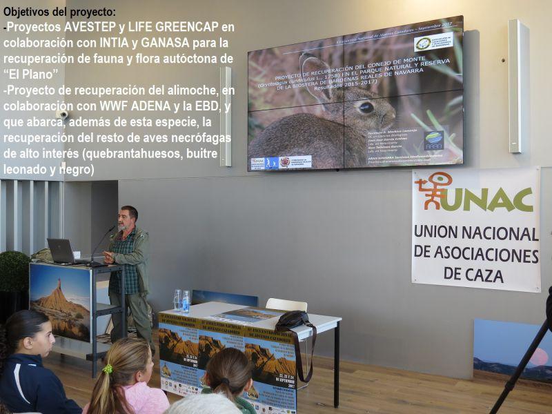 La Unión Nacional de Asociaciones de Caza contesta a Ecologistas en Acción