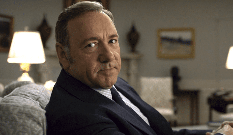 Netflix cancela 'House of Cards' por el caso de acoso de Kevin Spacey
