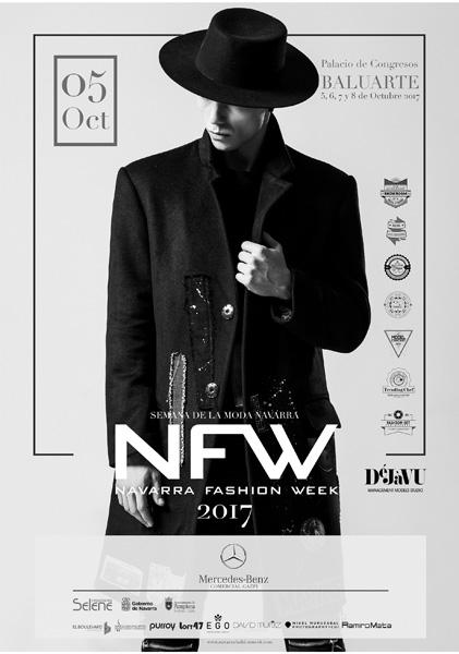 AGENDA: 5-8 de octubre, en Baluarte, 'Navarra Fashion Week'