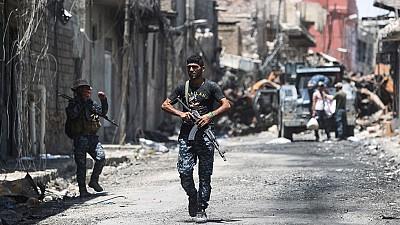 Al menos 73 muertos por la reanudación de los combates en un feudo de EI en Siria