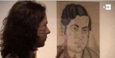 Fundación Mapfre presenta los icónicos retratos del pintor Vázquez Díaz