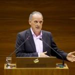 Adolfo Araiz, portavoz parlamentario Bildu
