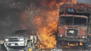 Asciende a 358 el número de muertos en atentado con camiones bomba en Somalia