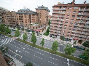 Denunciado un local de hostelería de Pamplona por superar los niveles de ruido y su aforo