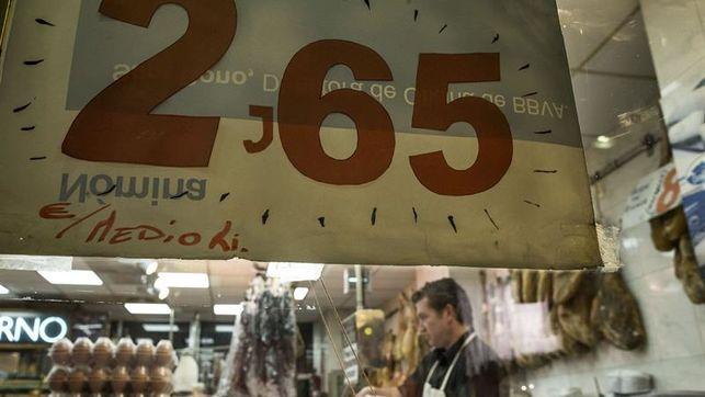 Las ventas del comercio minorista de la eurozona cayeron un 0,5% en agosto