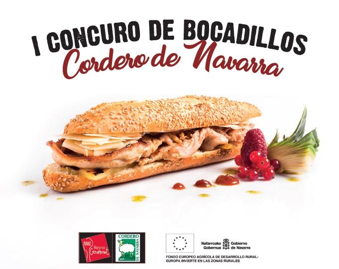 I Concurso de Bocadillos de Cordero de Navarra