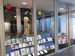 AGENDA: 17-20 de octubre, en la Biblioteca Pública de Chantrea, 'El principito'