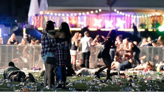 El Estado Islámico reivindica el ataque en Las Vegas con más de 50 muertos