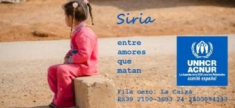 AGENDA: 4 de noviembre, en Baluarte, 'Siria entre amores que matan'