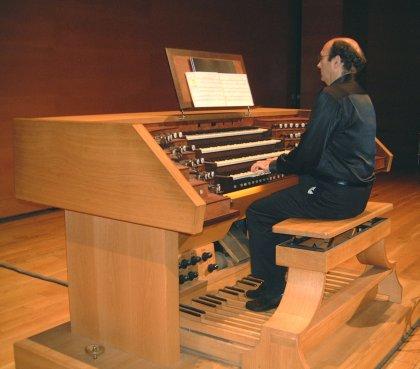 AGENDA: 27 de octubre, en Iglesia de San Nicolás de Pamplona, música para órgano en Navarra