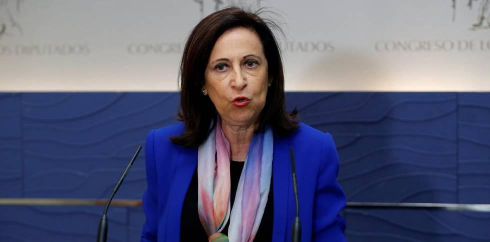 Robles (PSOE) valora el llamamiento del Rey a la serenidad y el entendimiento