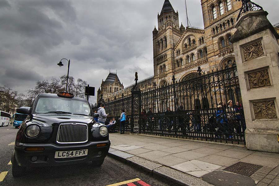 Varios heridos en un atropello múltiple en el centro de Londres