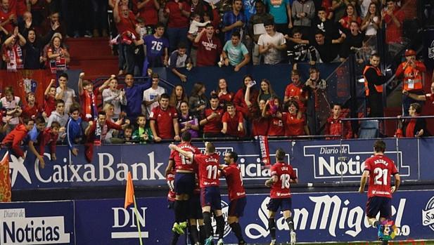 1-0: Osasuna prolonga la racha ante el Albacete de Martín