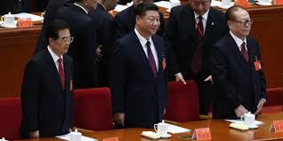 Xi es elevado al nivel de Mao y Deng Xiaoping en la Constitución del PCCh