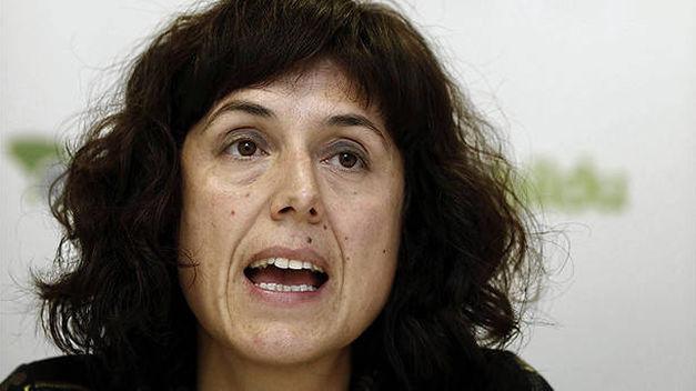 """Patricia Perales: """"El proyecto Geltoki tiene que cumplir con el fomento de la economía local"""""""