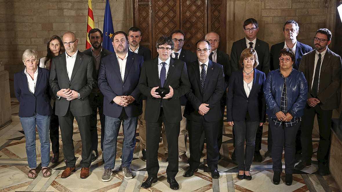 Lamela podría ordenar la detención de Puigdemont si no acude a la Audiencia Nacional a declarar
