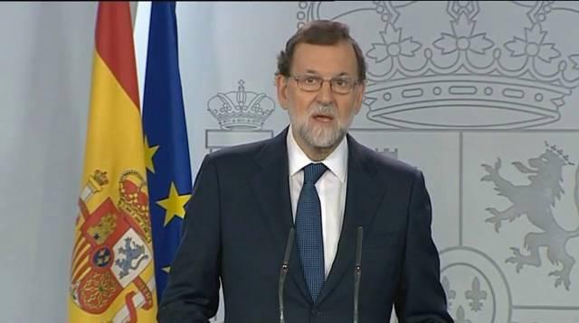 El Gobierno constata la negativa a rectificar de Puigdemont y asegura aplicará el 155