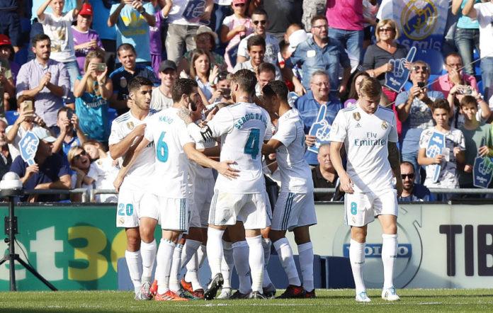 Real Madrid: Decimotercera victoria consecutiva a domicilio y nuevo récord en el fútbol español