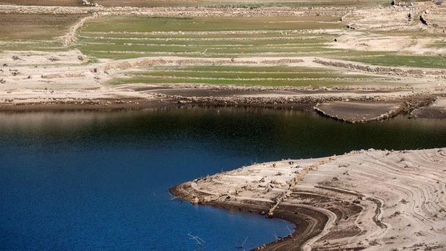 Los veranos más secos en tres siglos se han registrado en el último decenio