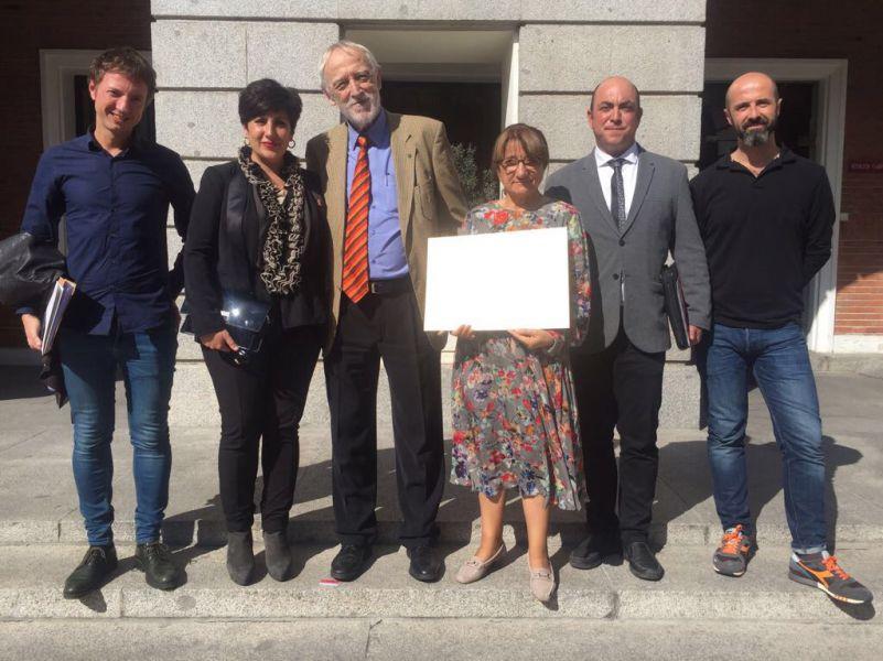 """El CEIP de Ujué, galardonado en la IX edición del Premio Nacional de Educación para el Desarrollo """"Vicente Ferrer"""