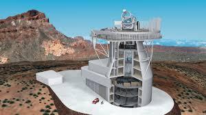 El Telescopio Solar Europeo verá la primera luz en 2027 desde Canarias