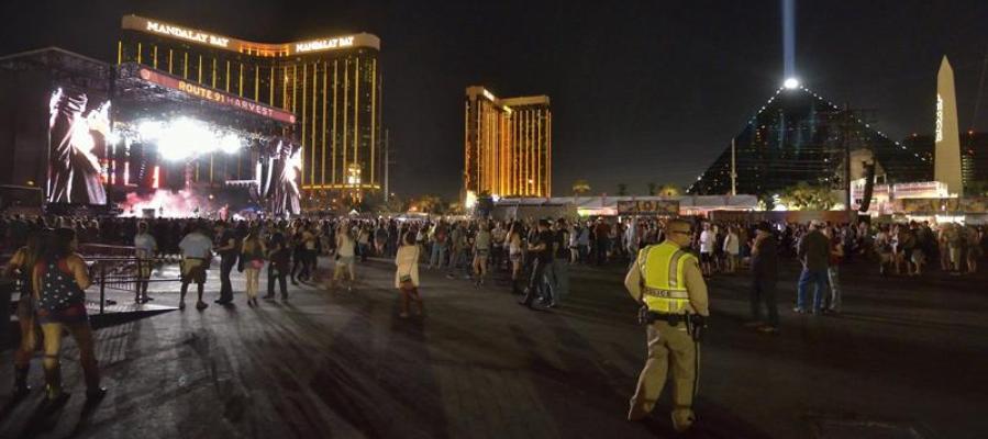 Al menos 20 muertos y más de cien heridos por un tiroteo en Las Vegas