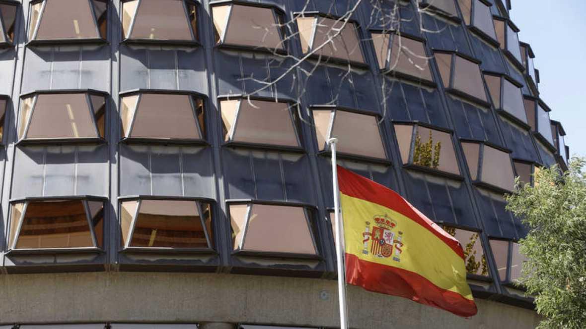 El Constitucional anula por unanimidad la resolución independentista del Parlamento catalán