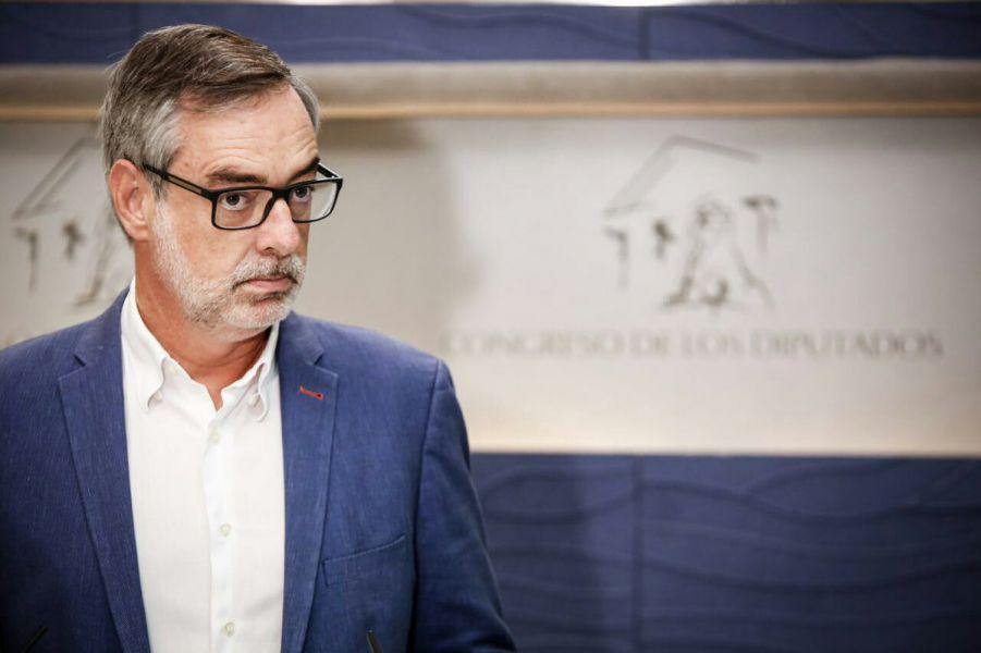 """Villegas: """"Hasta el último minuto hemos intentado convencer al Gobierno para que aplique el 155 y convoque elecciones en Cataluña"""""""