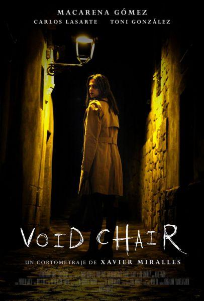 VI Festival Horror Online Art de Navarra: 'Void Chair' y 'The bet', premios jurado y público