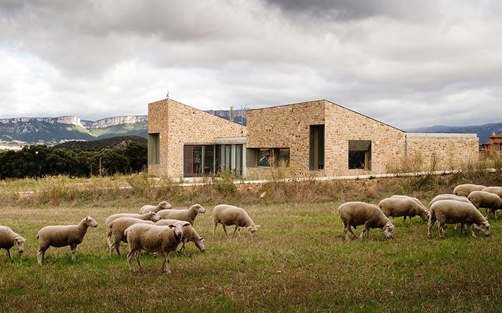 Una casa en Igúzquiza, de Beatriz Ciaurri y López-Neira, en una exposición en Tokio