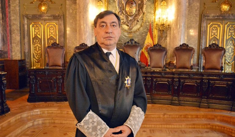 Sánchez Melgar toma posesión del cargo de Fiscal del Estado en el Supremo