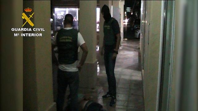 La Guardia Civil detiene al autor material de un asesinato ocurrido en el 2014