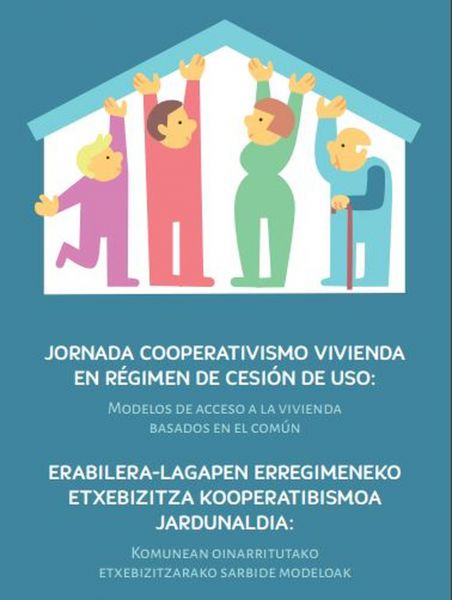 La Cátedra UNESCO de la UPNA organiza una jornada sobre el cooperativismo de vivienda en régimen de cesión de uso