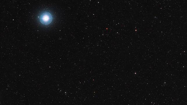 Descubierto un planeta templado a sólo once años luz del sistema solar