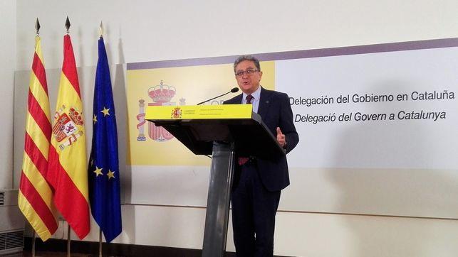 Enric Millo, sobre Puigdemont: