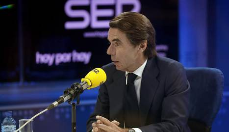Aznar afirma que si ganan los independentistas en el 21-D será