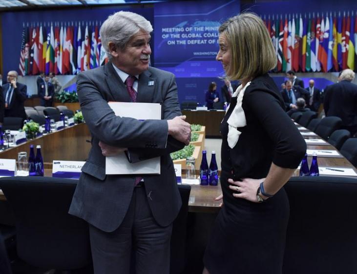 Dastis informará a los ministros de la UE de la