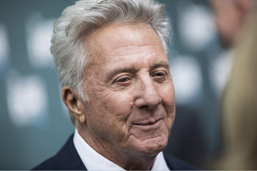 Acusan a Dustin Hoffman de haber acosado sexualmente a una joven en 1985