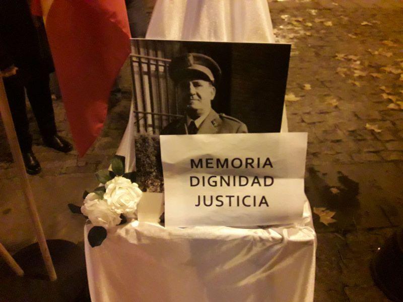 Emotivo recuerdo a Joaquín Imaz, primera víctima de ETA en Navarra
