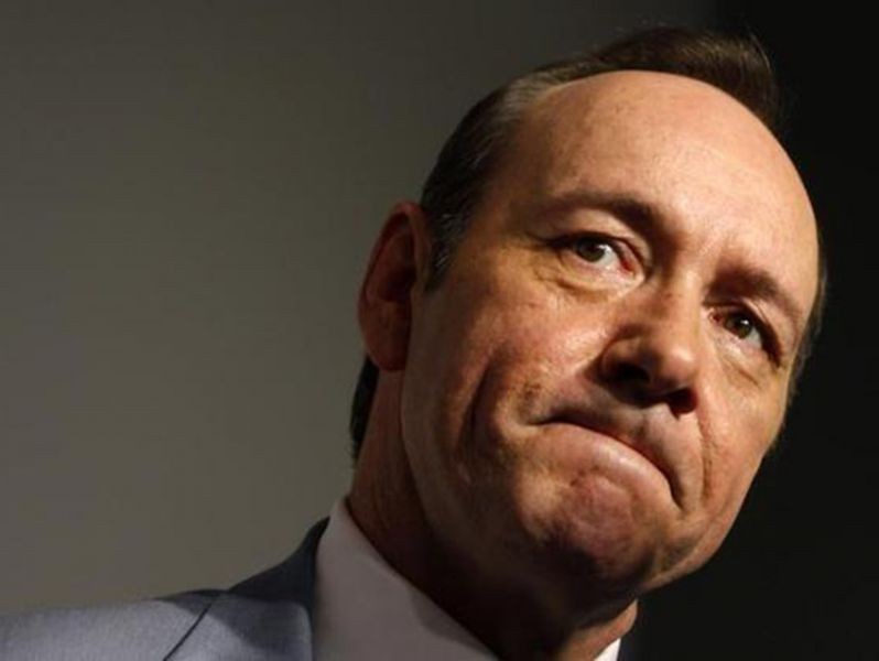 "Retiran del AFI Fest el filme ""All The Money In The World"" de Kevin Spacey"