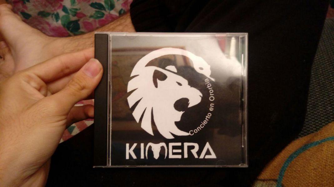 AGENDA: 4 de noviembre, en la Casa de la Juventud, con el grupo pamplonés 'Kimera'