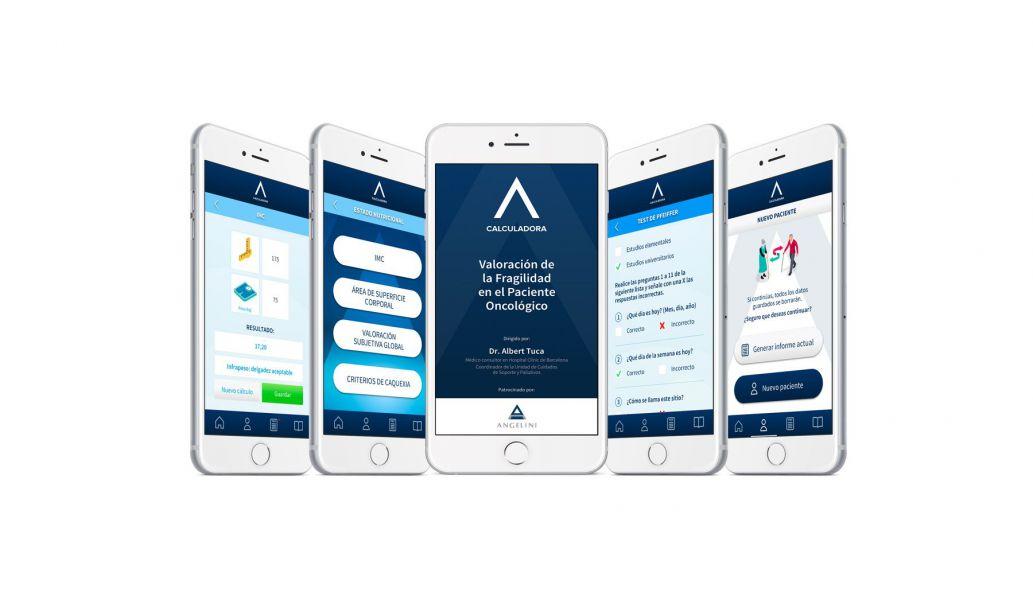 Crean la primera aplicación móvil para valorar la fragilidad del paciente oncológico